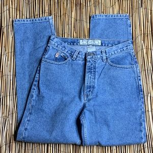 VTG GUESS MOM HIGH RISE JEANS SZ 30